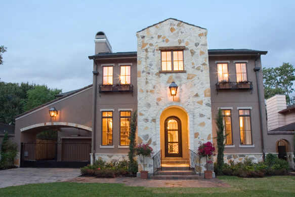 Bellaire allen brothers homepage for Contemporary homes houston
